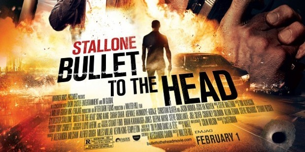 Póster de Bullet to the Head