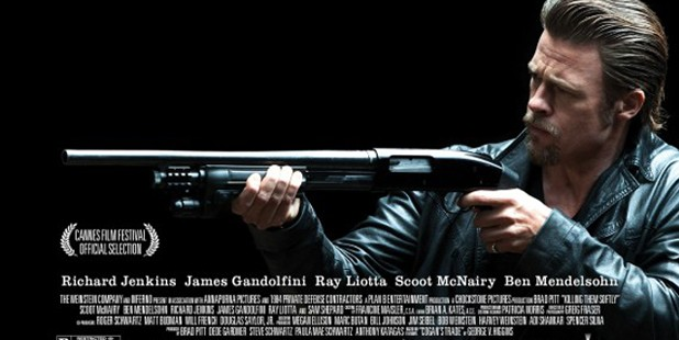 Póster de Killing Them Softly