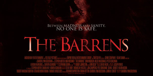 Póster de The Barrens