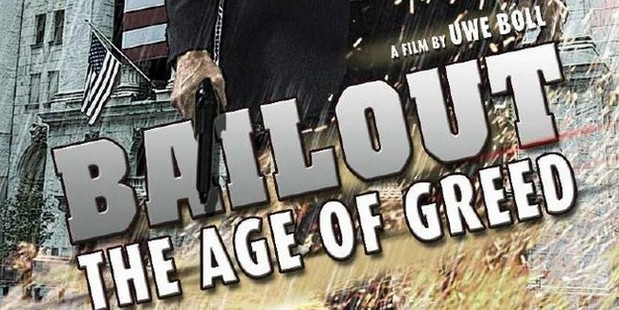 Póster de Bailout: The Age Of Greed