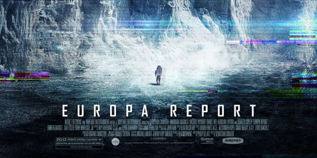 Póster de Europa Report