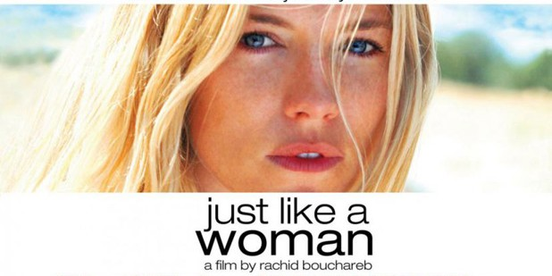Póster de Just Like a Woman