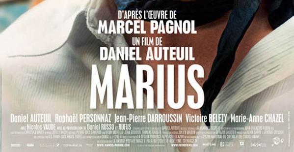 Póster de Marius