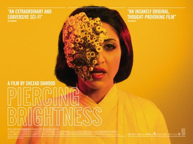 Piercing Brightness-poster