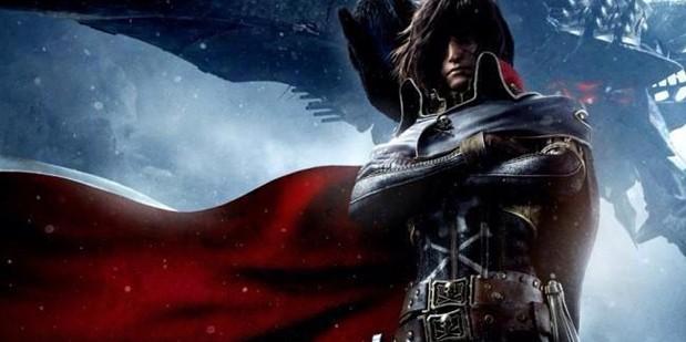 Póster de Space Pirate: Captain Harlock