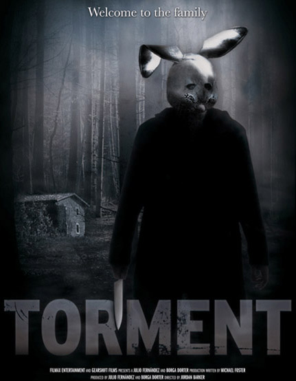 Teaser póster de Torment