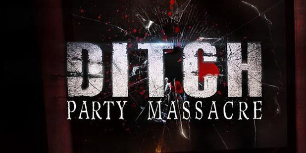 Póster #2 de Ditch Party Massacre