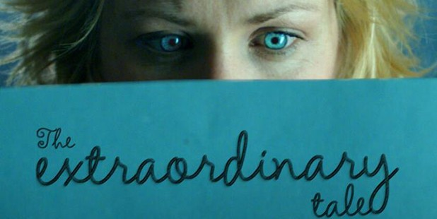 Teaser póster de The Extraordinary Tale