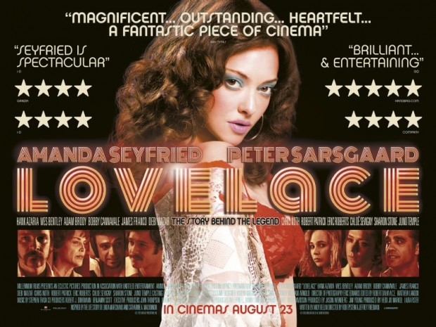 Póster UK de Lovelace