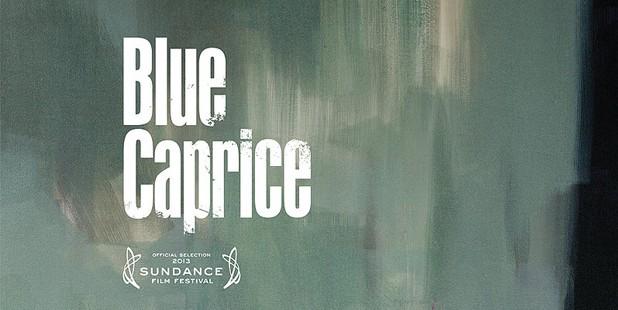 Póster de Blue Caprice