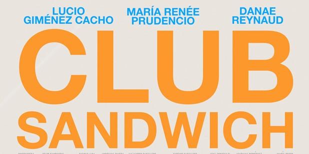 Póster de Club Sándwich