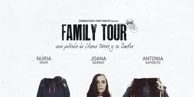 Póster de Family Tour