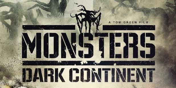 Póster de Monsters: Dark Continent 2