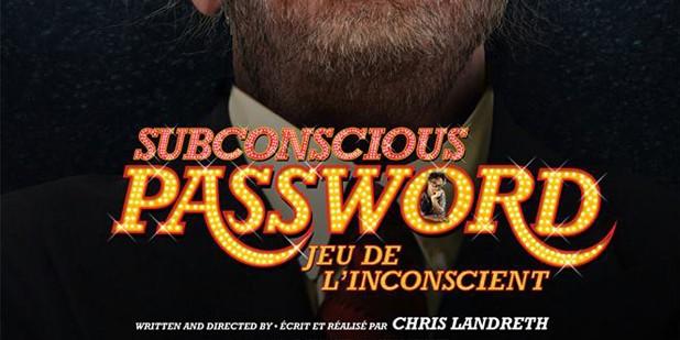 Póster de Subconscious Password