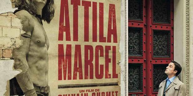 Póster de Attila Marcel
