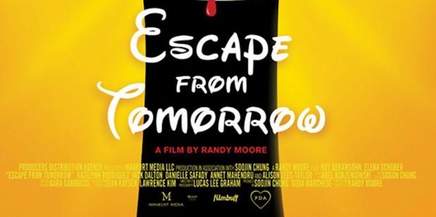 Póster de Escape From Tomorrow