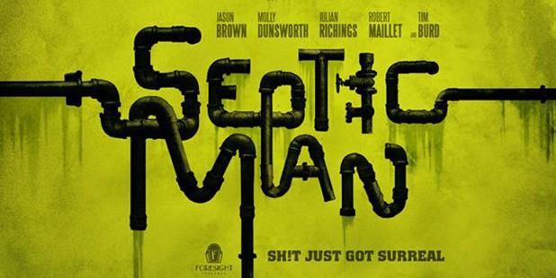 Póster de Septic Man