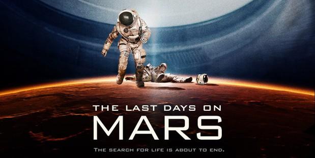 Póster de Last Days on Mars