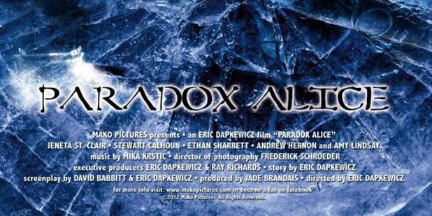Póster de Paradox Alice