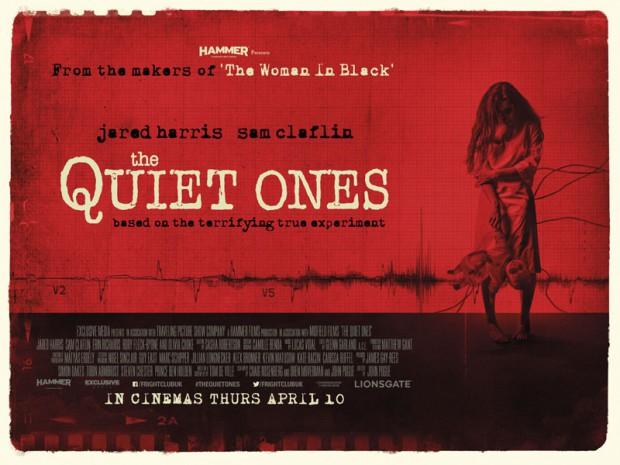 Póster de The Quiet Ones
