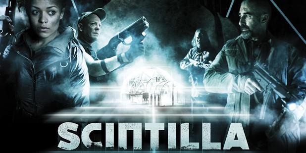 Póster de Scintilla