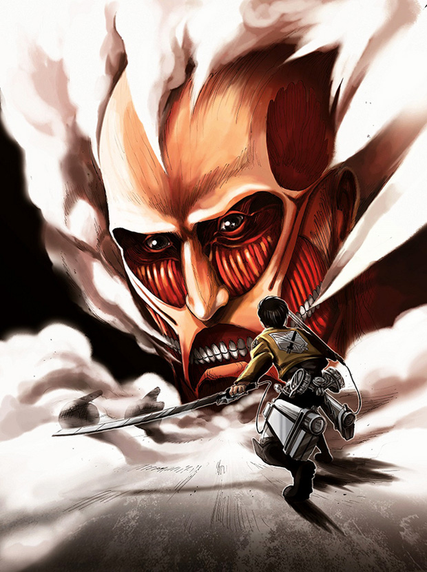 Attack on Titan real