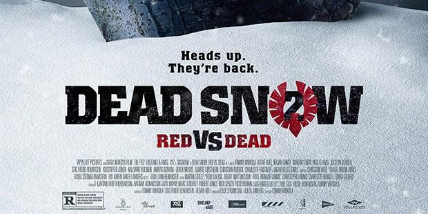 Póster de Dead Snow 2