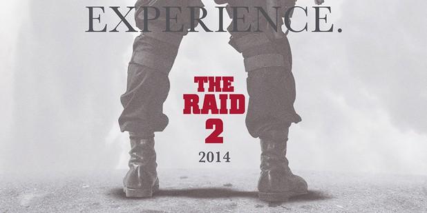 Póster de The Raid 2: Berandal