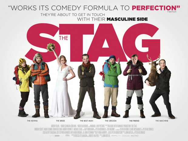 Póster de The Stag