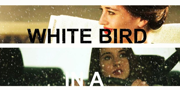 Póster de White Bird in a Blizzard