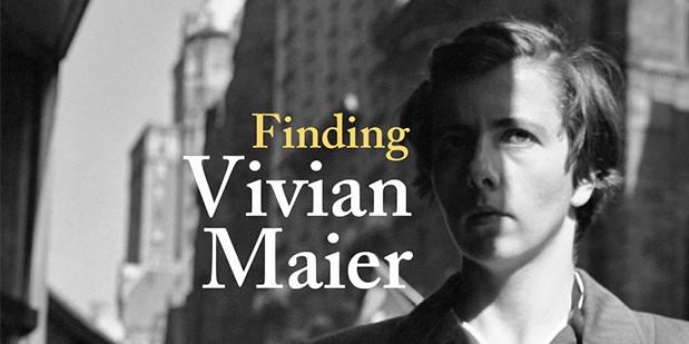 finding vivian maier-poster