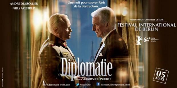 Póster de Diplomatie