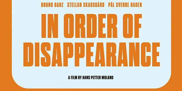Póster de In Order of Disappearance