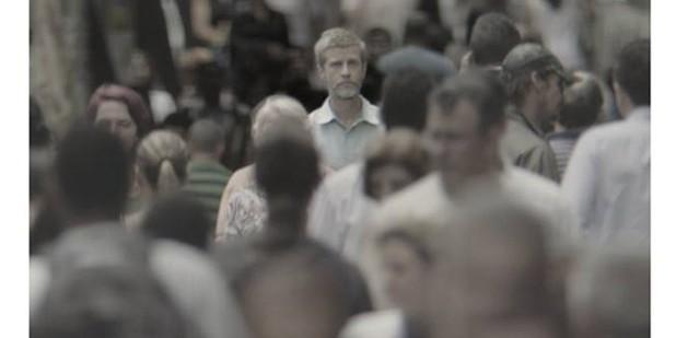 Póster de The Man From the Crowd (O homem das multidões)