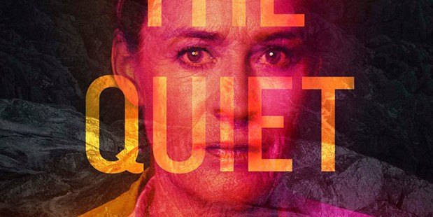 Póster de The Quiet Roar