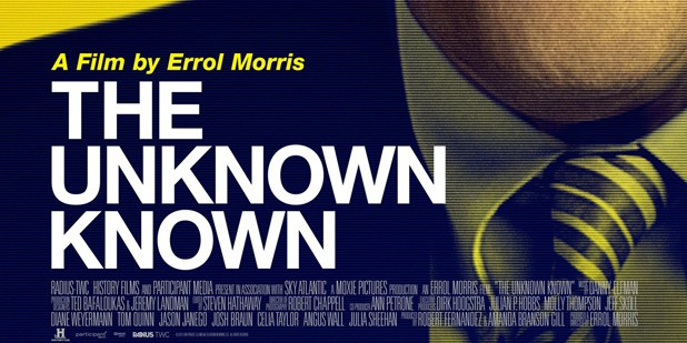 Póster de The Unknown Known