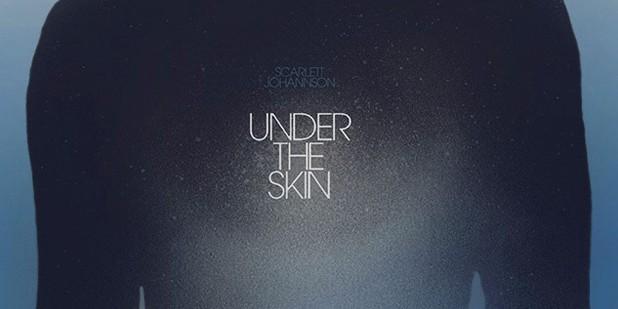 Teaser póster de Under the Skin