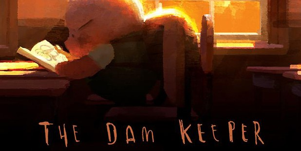 Teaser póster de The Dam Keeper
