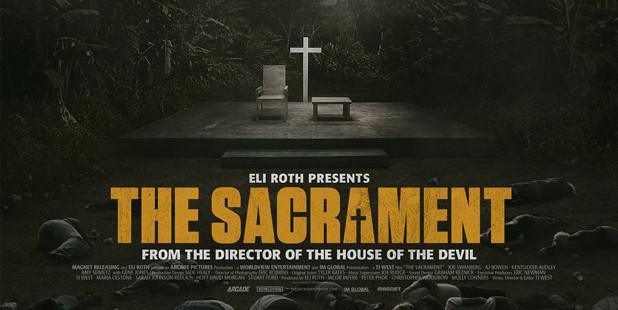 Póster de The Sacrament