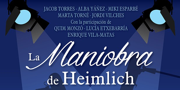La Maniobra de Heimlich-poster