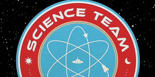 Póster de Science Team