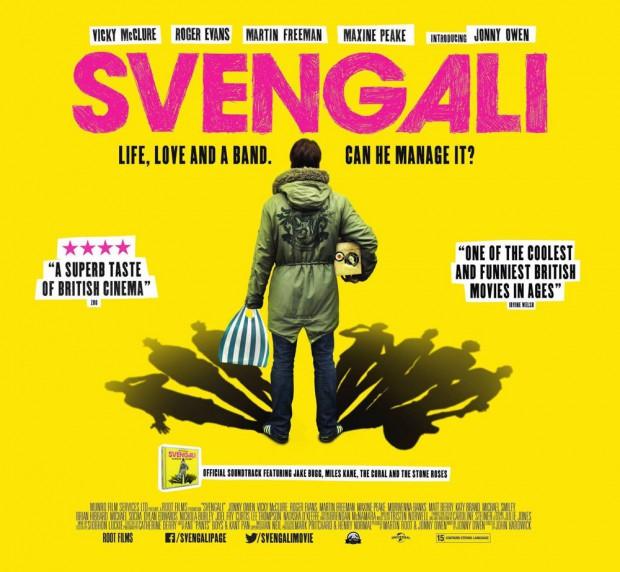Póster de Svengali