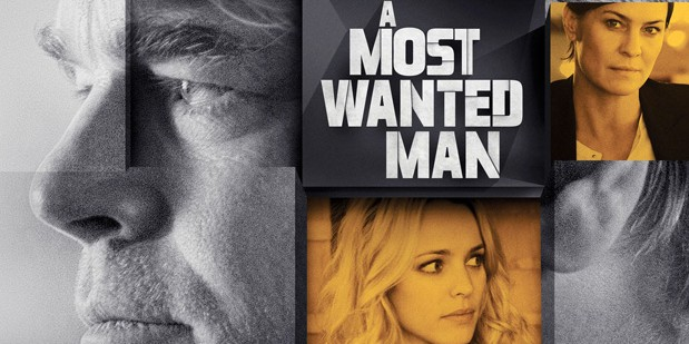 Póster de A Most Wanted Man