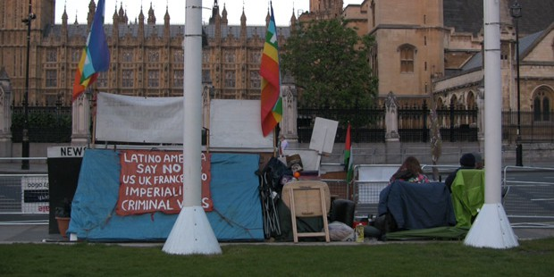 Cartas desde Parliament Square