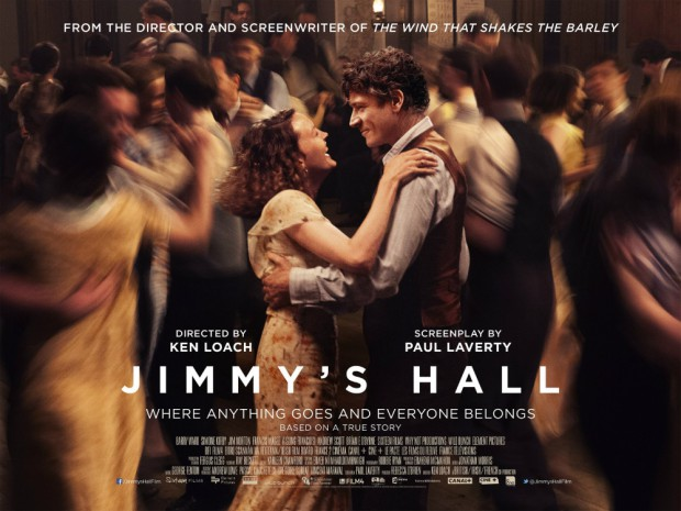 Póster de Jimmy's Hall