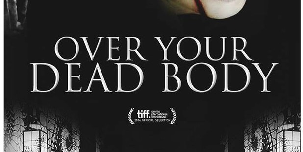Póster de Over Your Dead Body