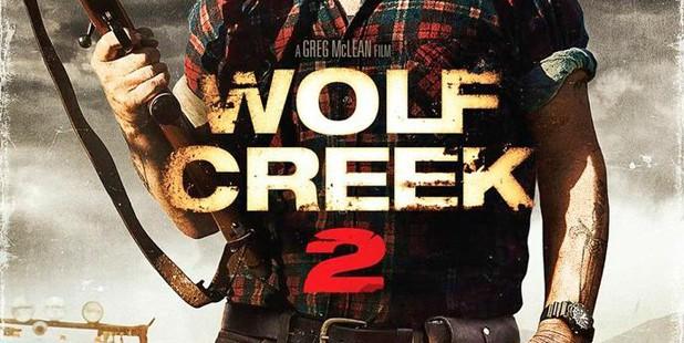 Póster de Wolf Creek 2
