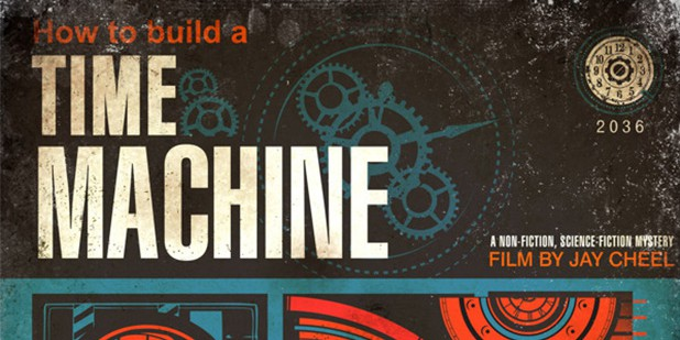 How to build a time machine-poster