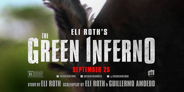 Póster de The Green Inferno