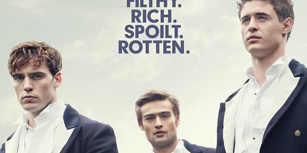 Póster de The Riot Club